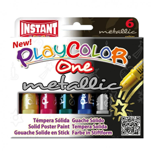 Instant Playcolor One Métallic x6